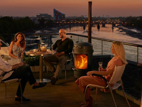Introducing Chesneys HEAT Collection decking night