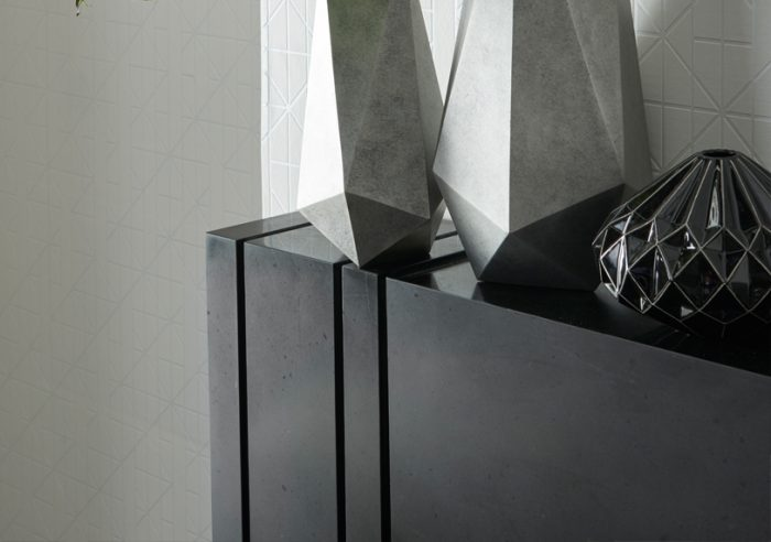 Chesneys fireplace Kelly Hoppen Collection The Jack detail