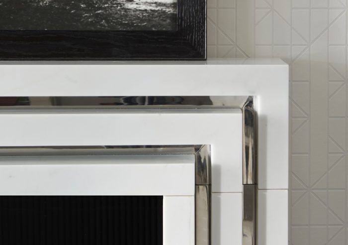 Chesneys Stoppard fireplace