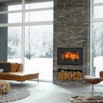 Rais 700 interior wood burning stove insert
