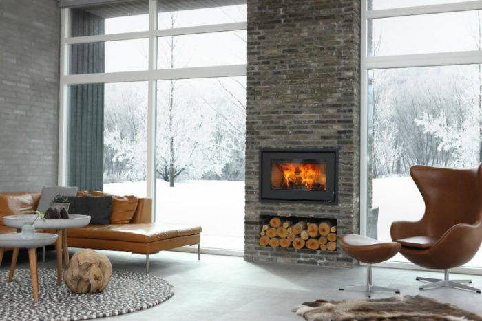 RAIS 700 wood burning stove