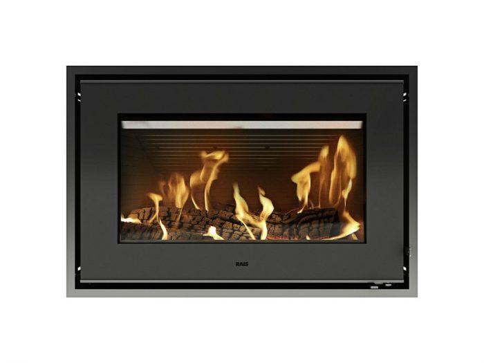 Rais 700 product wood burning stove insert