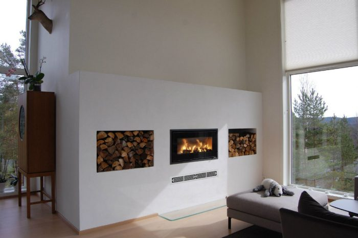RAIS 900 wood burning stove