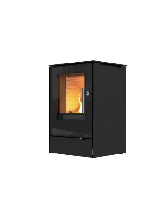 RAIS Q-Tee 65 wood burning stove