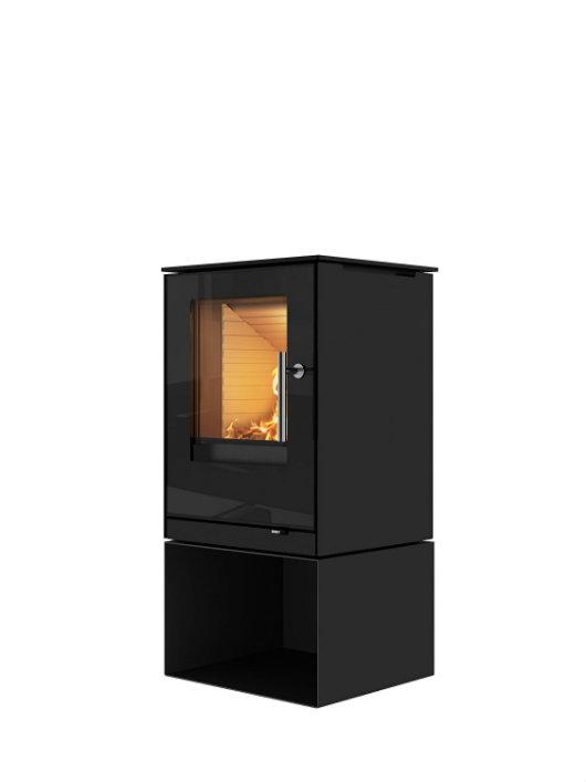 RAIS Q-Tee 85 wood burning stove
