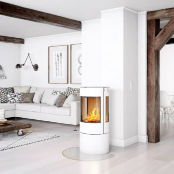 Rais Viva L 100 Classic interior wood burning stove
