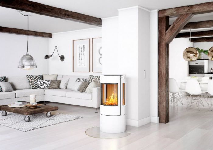 RAIS Viva L 100 wood burning stove