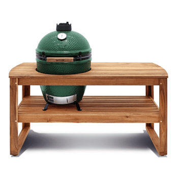 Big Green Egg L acacia table product image