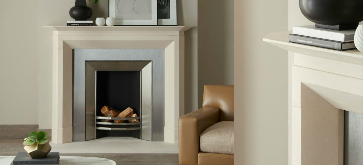Chesneys fireplace collection Kelly Hoppen Dylan
