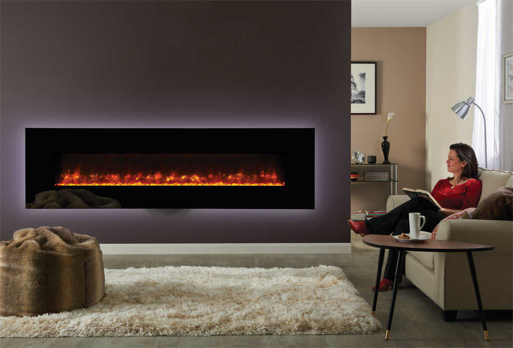 Radiance Electric Fires The Fireplace Company