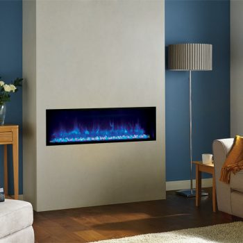 Stovax & Gazco Radiance Inset Edge 105R electric fire