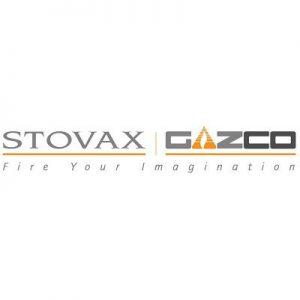 Stovax & Gazco logo 400x400