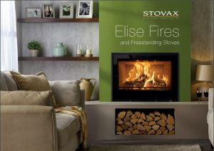 Stovax & Gazco Elise fires and freestanding stoves