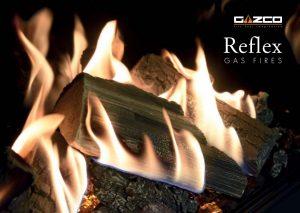 Stovax & Gazco Reflex gas fires brochure