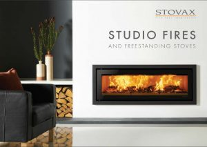 Stovax & Gazco Studio fires and freestanding stoves brochure