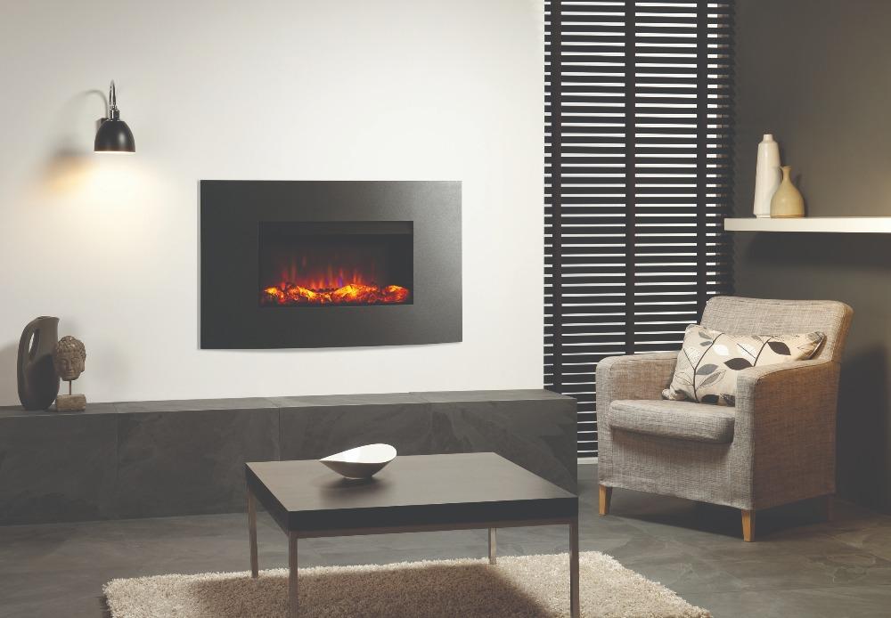 Stovax & Gazco Riva2 670 Verve XS electric fire