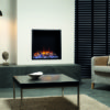Stovax & Gazco Skope Inset 55R log & pebble fuel effect electric fire