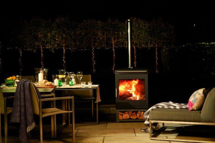 Chesneys HEAT Collection Heat & Grill evening scene