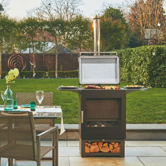 BBQ outdoor heaters