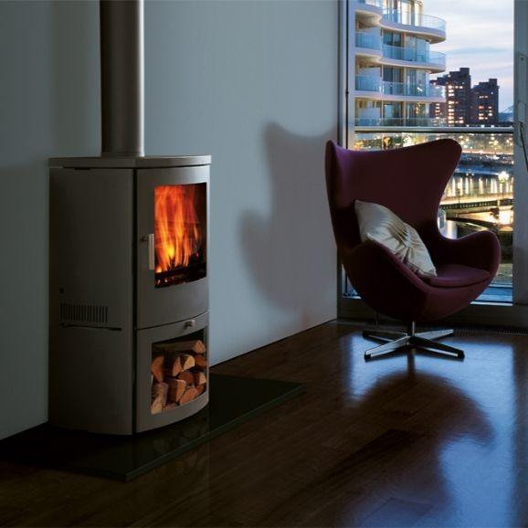 Milan stoves brand logo