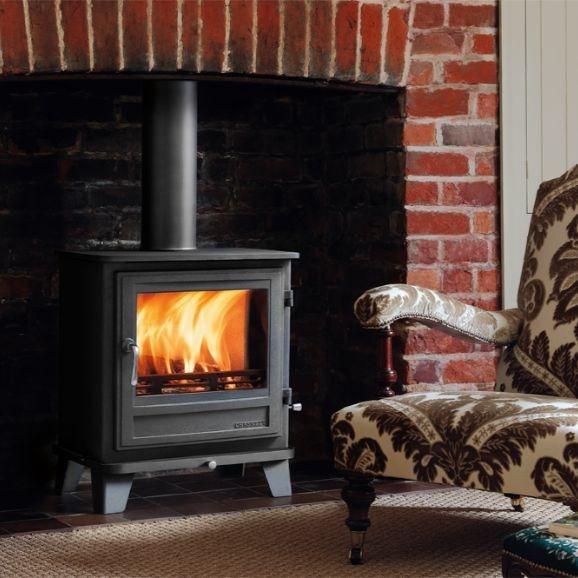 Salisbury stoves brand logo