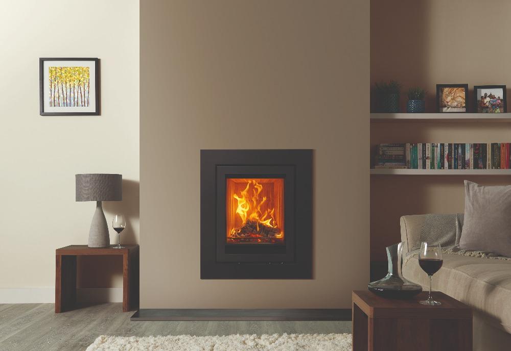Stovax & Gazco Elise Expression 540T wood burning stove