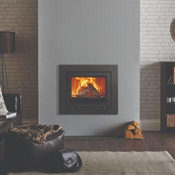 Stovax & Gazco Elise Expression 680 wood burning stove