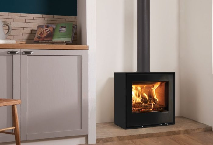 Stovax & Gazco Elise Freestanding 540 wood burning stove