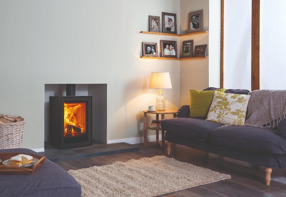 Stovax & Gazco Elise Freestanding 540T wood burning stove