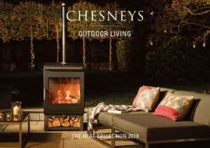 Chesneys Outdoor Living The Heat Collection 2019 catalogue