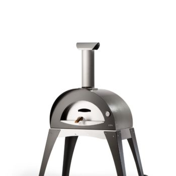 Alfa Pizza Ciao wood-fired oven grey