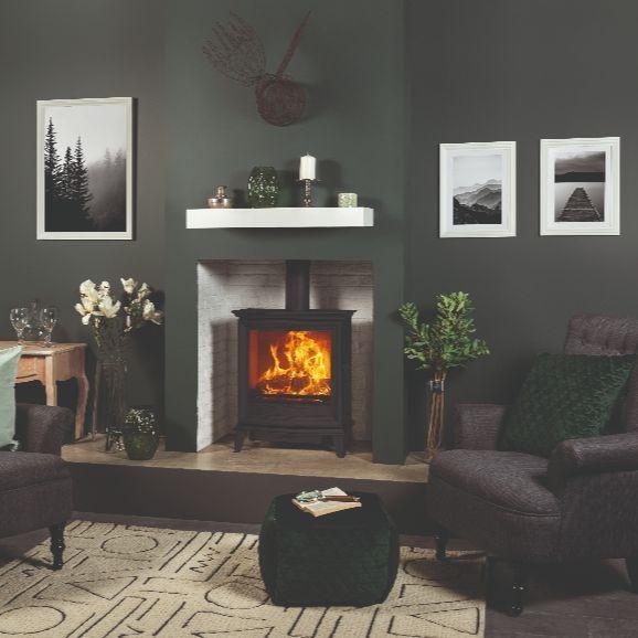 Stovax & Gazco Chesterfield 5 brand range page