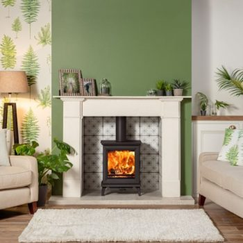 Stovax & Gazco Sheraton 5 wood burning stove