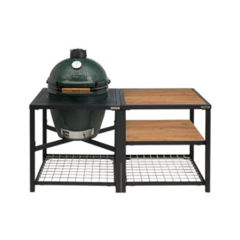 Big Green Egg Acacia Wood Modular Nest System Product Image
