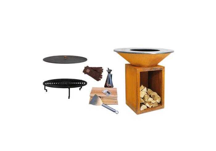 Ofyr Classic or Black Storage grill 100 bundle
