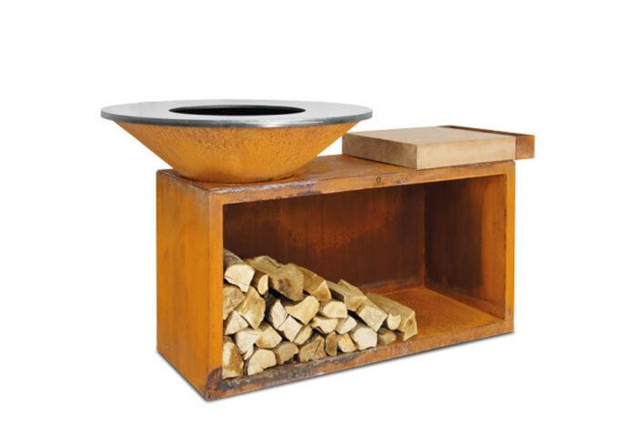 OFYR Island 100 Classic Wood Block Product Image