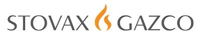 Stovax Gazco logo brand banner