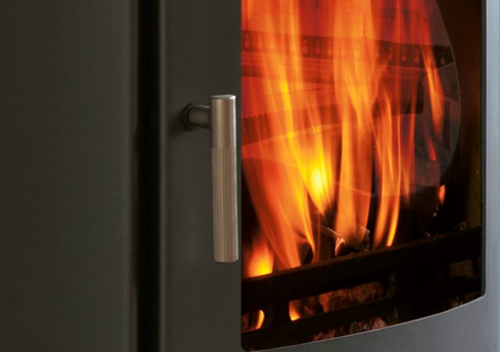 The Milan 6KW Multi Fuel Stove - The Fireplace Company, Crowborough, 3