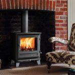 The Salisbury 8KW Multi Fuel Stove – The Fireplace Company, Crowborough, 1