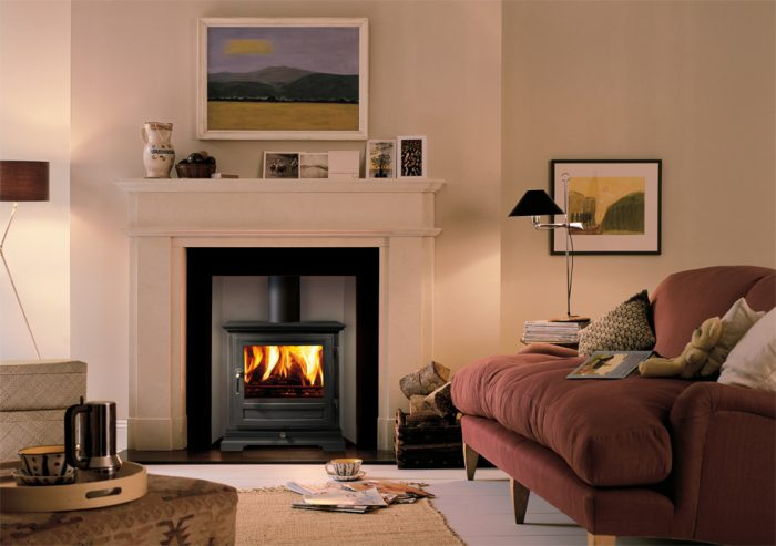 The Shipton 8KW Multi Fuel Stove – The Fireplace Company, Crowborough, 1