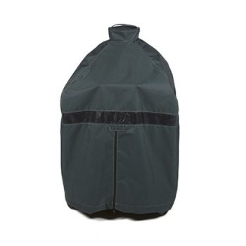 Big Green Egg Cover Premium Ventilated Nest Cover Extra Large Green Main
