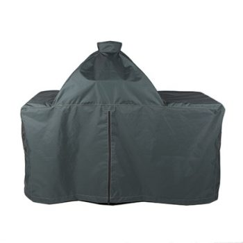 Big Green Egg Cover Royal Mahogany Table Cover Large Forest Green Main
