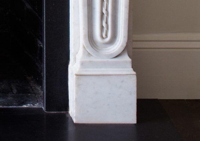 Chesneys Belvedere fireplace by Alexa Hampton
