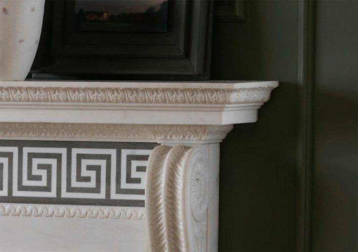Chesneys Chillington fireplace