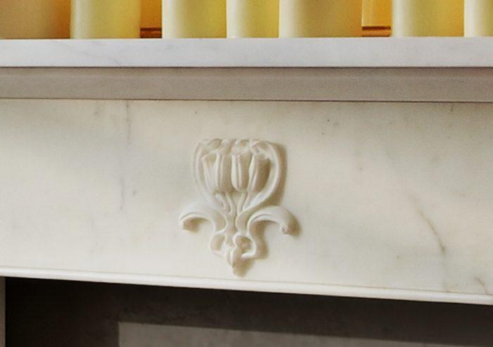 Chesneys Hulanicki Art Nouveau fireplace By Barbara Hulanicki