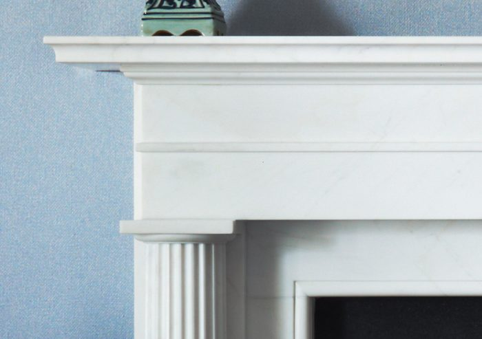 Chesneys Lincoln fireplace by Alexa Hampton