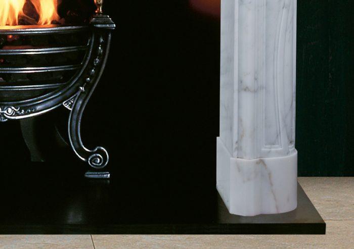 Chesneys La Rochelle fireplace