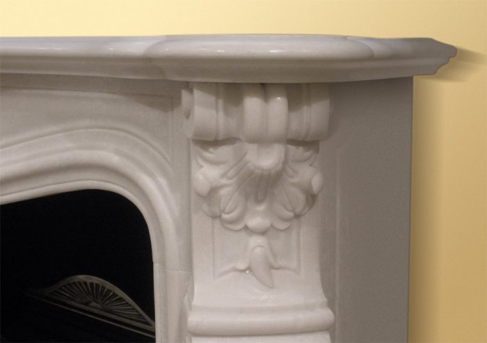 Chesneys Versailles fireplace