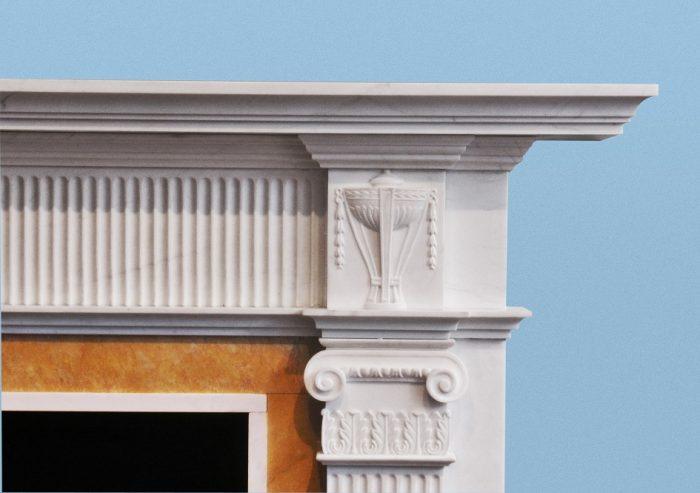 Chesneys Blenheim fireplace
