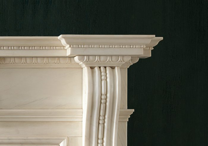 Chesneys Palladian fireplace